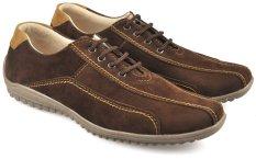 CBR SIX GRC 609 Sepatu kets/ low cut sneaker - synthetic - Keren - cokelat