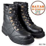 Perbandingan Harga Cbr Six Sepatu Adventure Boot Pria Keren Dan Kuat Bsc 756 Hitam Cbr Six Di Jawa Barat