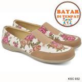 Cbr Six Sepatu Casual Slip On Wanita Keren Dan Modis Ksc 932 Cream Cbr Six Murah Di Jawa Barat