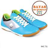 Dapatkan Segera Cbr Six Sepatu Futsal Pria Keren Dan Kuat Nac 711 Biru