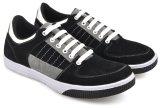 Jual Cbr Six Stc 936 Sepatu Kets Low Cut Sneaker Synthetic Keren Hitam