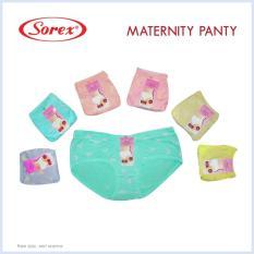 Celana dalam Ibu Hamil Sorex maternity panty 3311 (3 pcs) 2d094b86f3