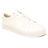 Review Cde Walter Women Sneaker White And Silver