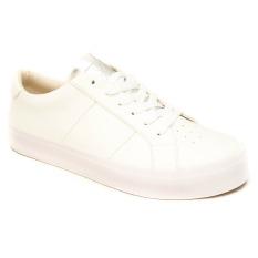 Cde Walter Women Sneaker White And Silver Original