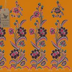 Cek Batik - Kain Batik Motif 3 Bunga Warna (Kuning)IDR66430. Rp 66.430