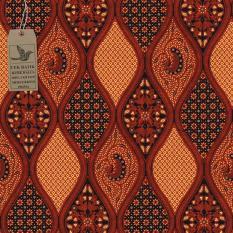 Cek Batik - Kain EXC Prima Motif Batik Classic Modifikasi Sidomukti (Maroon  Kecoklatan) ce73d44dc9