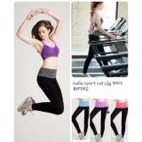 Harga Celana 9003 Sport Senam Aerobik Yoga Gym Olah Raga Abu Origin