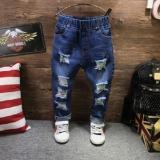 Ulasan Lengkap Celana Anak Unisex Jeans Robek