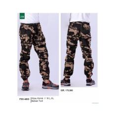 Toko Celana Army Jogger Panjang Pria Garsel Fashion Fss 4603 Murah Indonesia