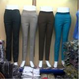 Berapa Harga Celana Bahan Celana Kerja Celana Kantor Pinggang Karet Di Indonesia
