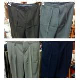 Spesifikasi Celana Bahan Pria Jumbo Hitam Warna Celana Kerja Ukuran Jumbo Celana Formal Bigsize 39 44 Lengkap Dengan Harga