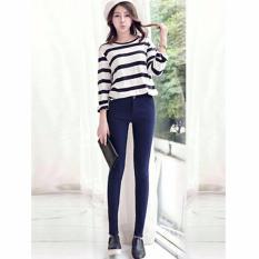 Spesifikasi Celana Basic Jeans Navy Paling Bagus
