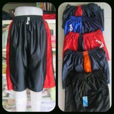 celana basket xxl, celana olahraga futsal pendek  pria jumbo, bigsize, celana kolor murah grosir