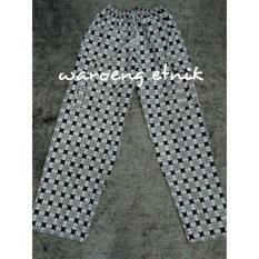 Celana Batik / Boim / Betawi  Panjang Dewasa - A9caa5