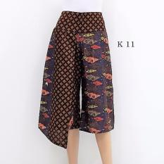 Celana Batik Kulot Kirania SM03A