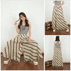 Ulasan Celana Batik Kulot Panjang Wanita Jumbo Long Pant Sonya