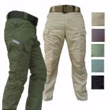 Beli Celana Blackhawk Tactical Outdoor Hunting Army Police Pants Airsoft Hijau Army Cicilan
