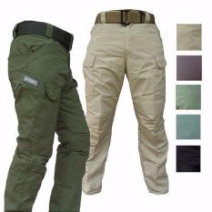 Jual Beli Celana Blackhawk Tactical Outdoor Hunting Army Police Pants Airsoft Hijau Army