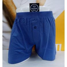 Celana Boxer Pria Basic Element Be-112 Isi 2 - 5Cc696