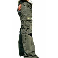 Celana Cargo Panjang Big Size 28 S.D 38 /Celana Gunung /Celana Panjang - P9u4kk