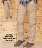 Spesifikasi Celana Cargo Panjang Cream Yang Bagus Dan Murah