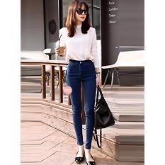 Beli Celana Jeans Hw Navy Casseroles Navy Gold Ancienstore Dengan Harga Terjangkau
