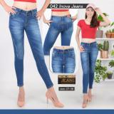 Jual Celana Cewek Soft Jeans Inova 042 Dki Jakarta