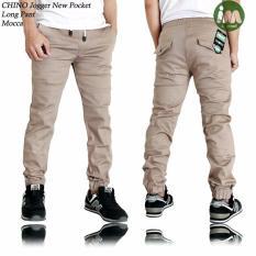 Harga Celana Chino Jogger Panjang Premium Dan Spesifikasinya
