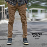 Beli Celana Chino Panjang Cokelat Kopi Waist 28 Noris Store Murah