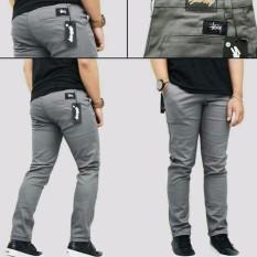 Celana Chino Pants Abu