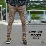 Beli Celana Chino Pants Panjang Pria Oringinal Mocaa Dengan Kartu Kredit