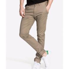 Spesifikasi Celana Chinos Pants Coffe Yg Baik