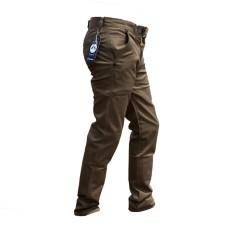 Beli Celana Chinos Slimfit Dark Khaki Pria Terbaru