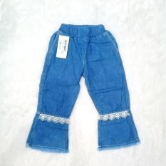 Harga Hemat Celana Cut Bray Renda Size 4 5 6