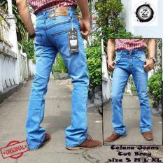 Harga Celana Cutbray Pria Jeans Bootcut Dan Spesifikasinya