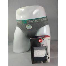 Celana Dalam Basic Element 117 Isi 3 - Cadabc