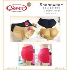 Toko Celana Dalam Korset Pantat Busa Shapewear Bokong Sorex 410 Sorex Indonesia