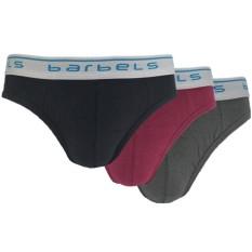 Beli Celana Dalam Pria Barbels Ubb700 Multicolor Katun Berkualitas Cicil