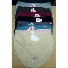 Spesifikasi Celana Dalam Sorex Love 9221 Besar Jumbo Ukuran Eql Xxxl 6 Pcs Online