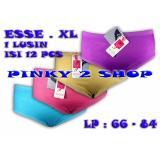 Harga Celana Dalam Wanita Import Esse Xl Yang Murah