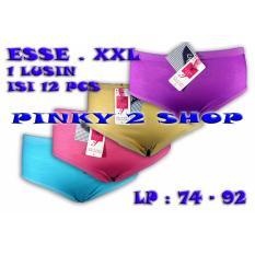 Harga Celana Dalam Wanita Import Esse Xxl Yang Murah