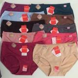 Promo Celana Dalam Wanita Sorex 6Pcs Multiwarna
