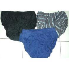 Celana Dalam/Cd/Underware Pria Dewasa Kodian(20Pcs) - Dnkbjg
