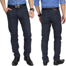 Toko Celana Formal Chino Wool Blue Termurah Di Dki Jakarta