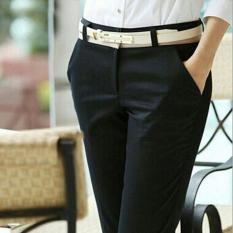 Harga Celana Formal Wanita Warna Hitam Celana Baru