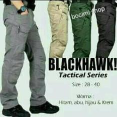 Celana Gunung Celana Tactical Blackhawk Celana Panjang Pria Wanita Pdl - 3557A3