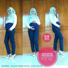 Beli Celana Hamil Bawahan Jeans Murah Wanita Jeans Materna Anti Begah Kalshop Di Jawa Tengah