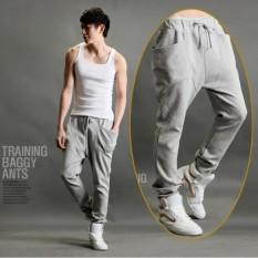 Beli Celana Harem Panjang Training Olahraga Jogger Sweatpant Baggy Pant Kredit Jawa Barat