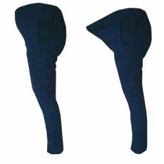 Celana ibu hamil - biru dongker/navy