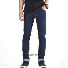 Harga Celana Jeans Big Size Pria Stretch Terbaik